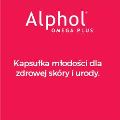 ALPHOL - kapsułki młodości dla zdrowej skóry i urody